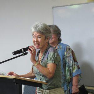 Marjorie Barnard Award 2015 winner Dorothy Simmons