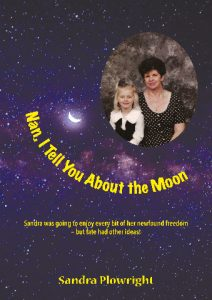 Cover image nan I tell you about the Moon