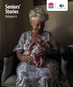 Seniors Stories vol 4 cover