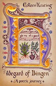 Hildegard of Bingen book cover